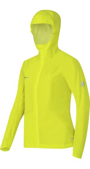 Mammut W's MTR 201 Rainspeed HS Jacket limeade